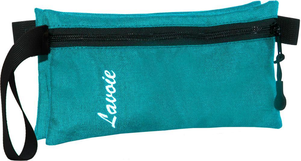 Lavoie - Étui double bleu aqua