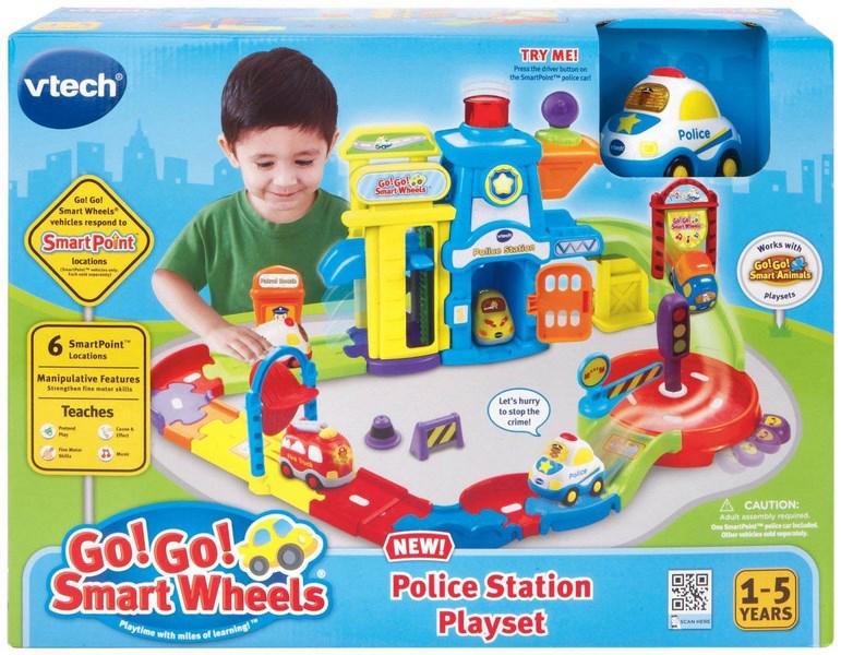 Tut tut bolides station de police club jouet achat de jeux et jouets prix club - Extension garage tut tut bolide ...
