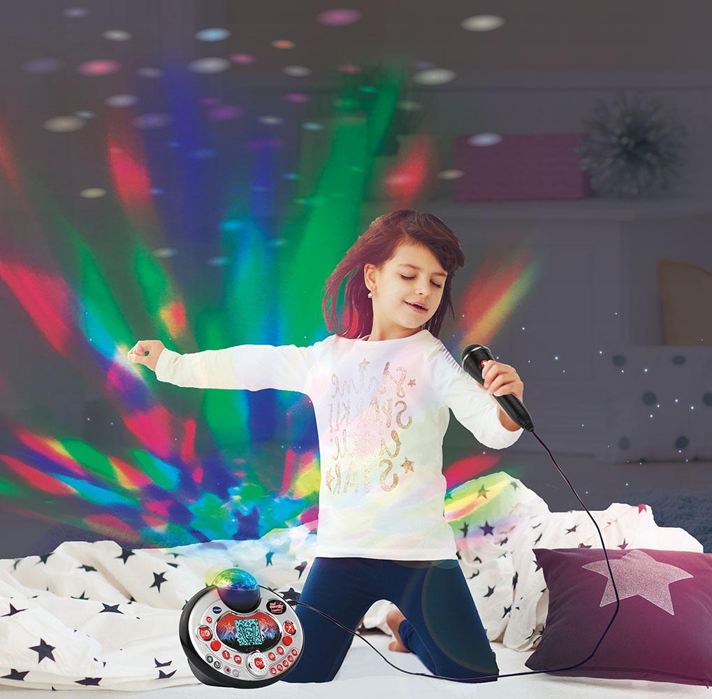 Kidi SuperStar LightShow - Noir