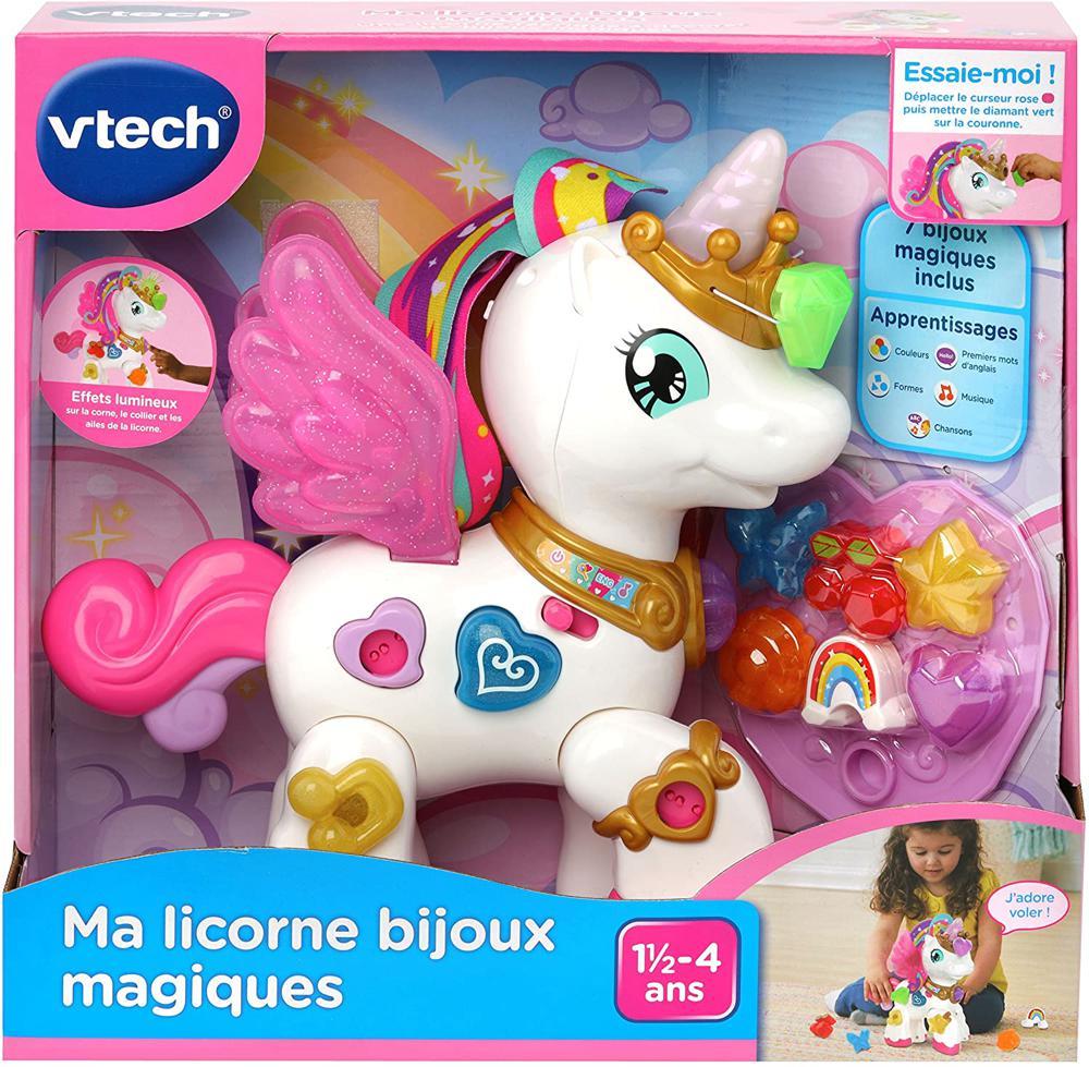 Ma licorne bijoux magiques Version française