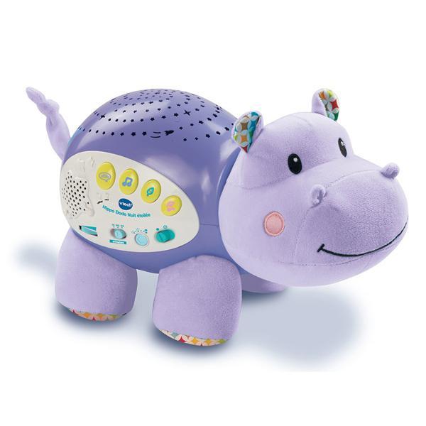 P'tits copains - Hippo dodo nuit étoilée Version française