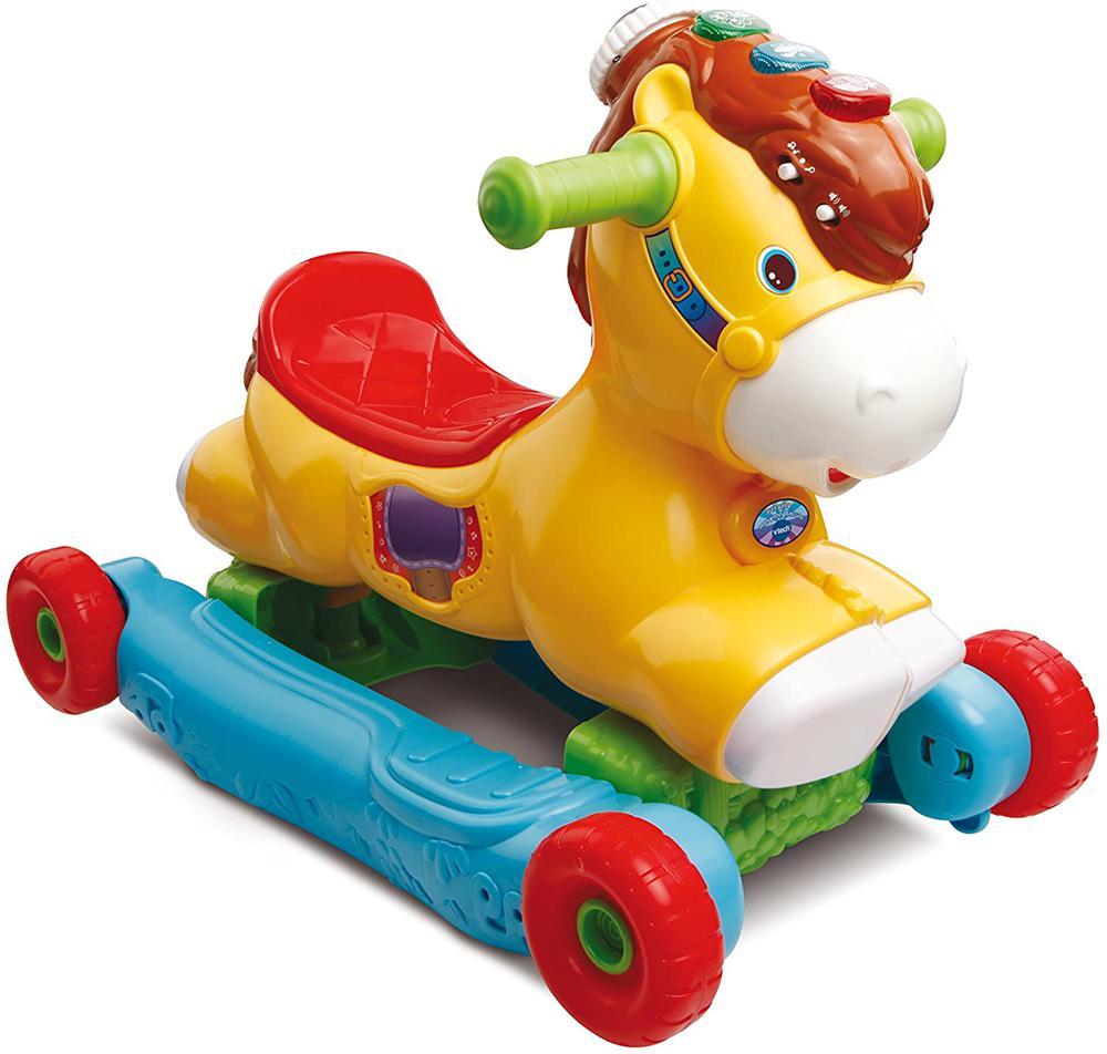 Poney d'apprentissage gallop & rock Version française