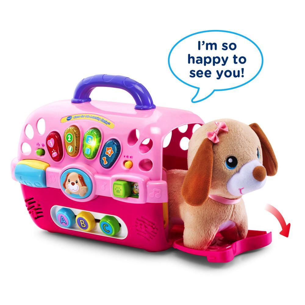 Mon petit chien et sa boîte magique