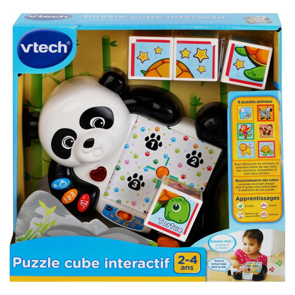 Puzzle cube interactif Version française