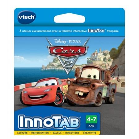 Innotab jeu Cars 2 français