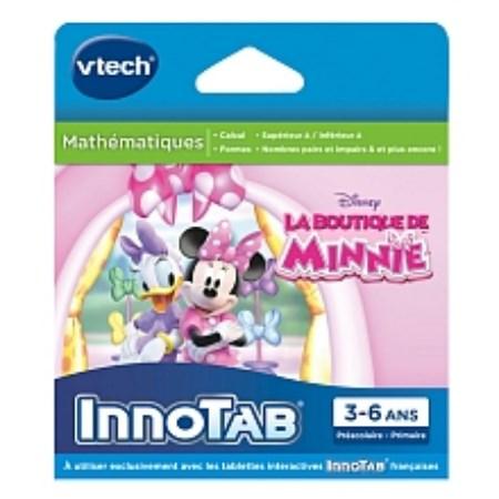 Innotab jeu Minnie français