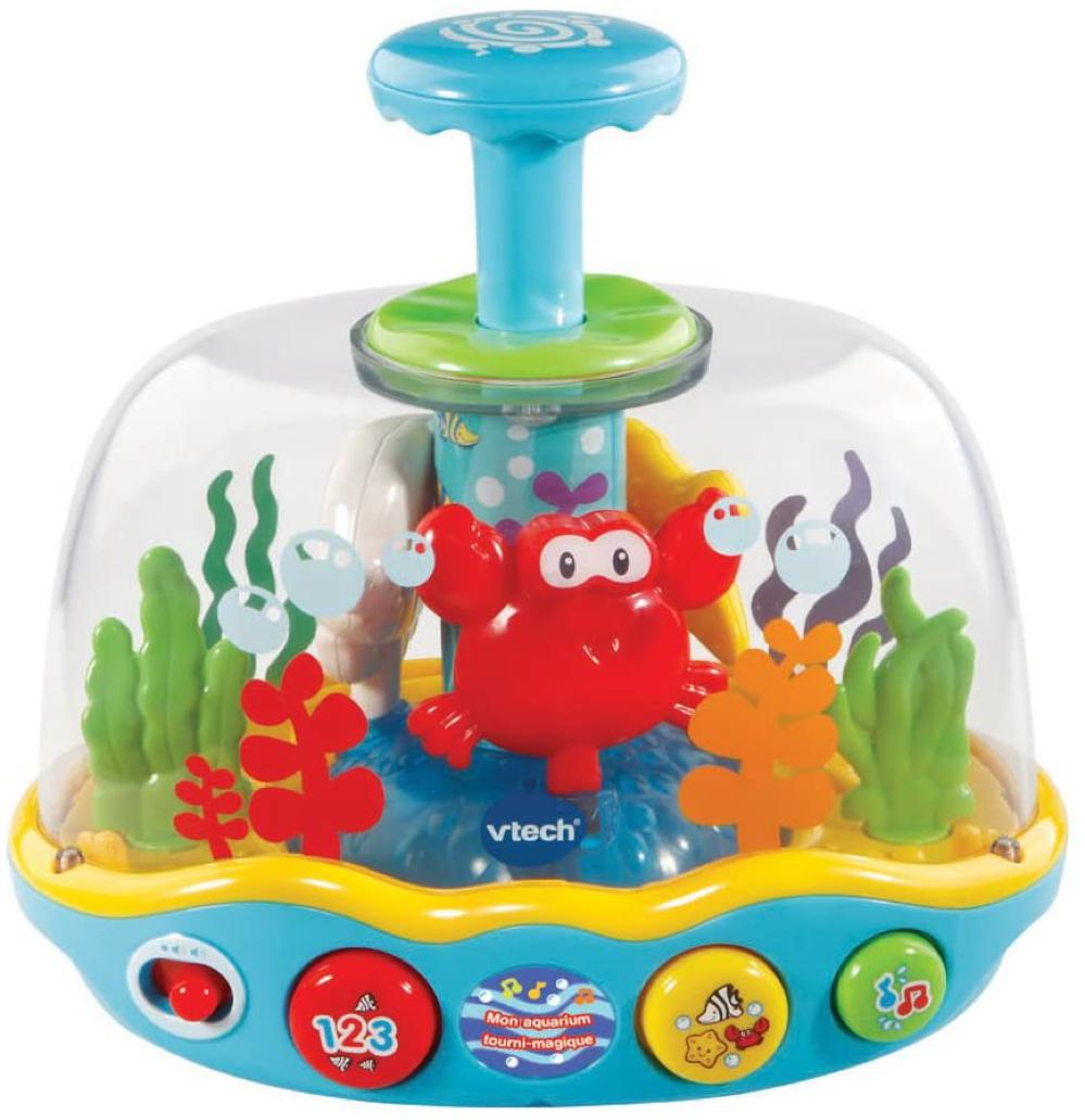 Mon aquarium tourni magique Version française