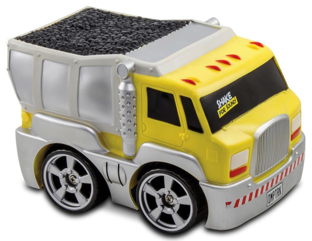 Shake For Sound Camion benne jaune