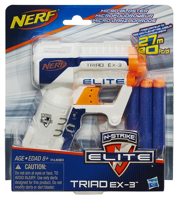 Nerf N-Strike Elite - Triad EX-3
