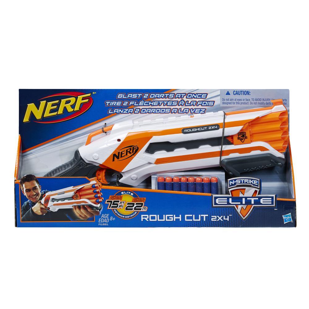 Nerf - N-Strike Elite Rough Cut 2x4