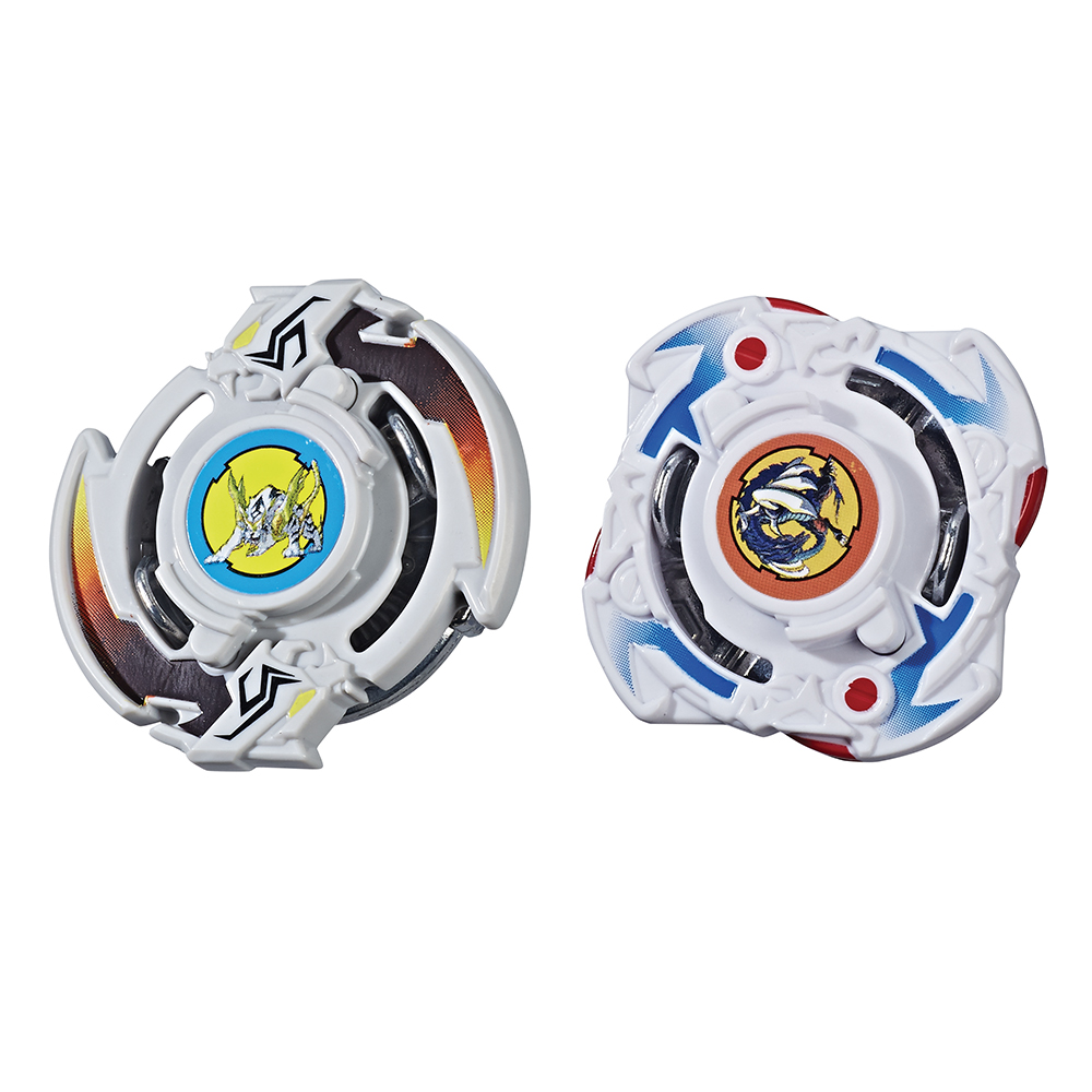 Beyblade Burst Evolution - Ensemble duel assortis