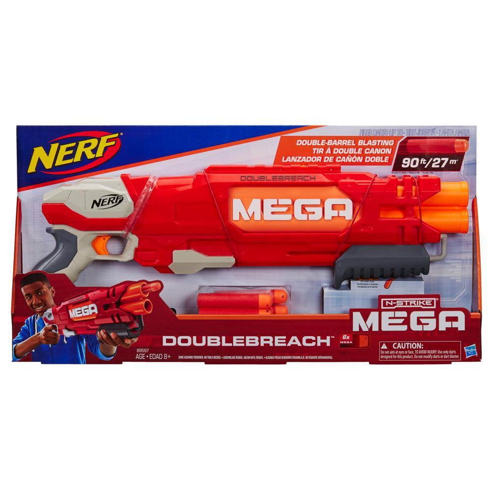 Nerf - N-Strike Mega Doublebreach