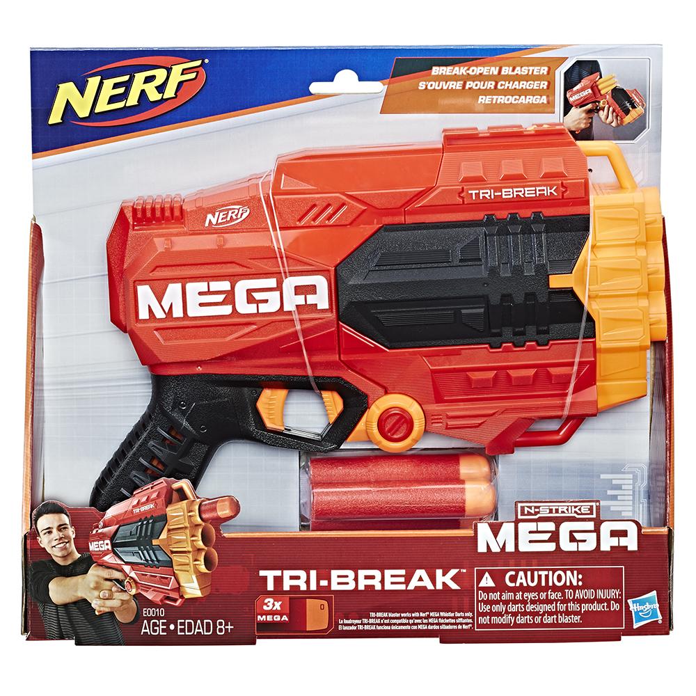 Nerf - N-Strike Mega Tri-Break