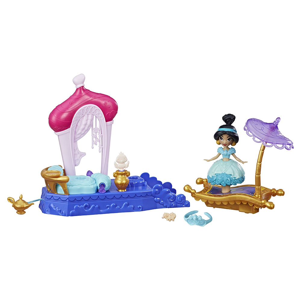 Princesse Disney Ensemble château magique assortis