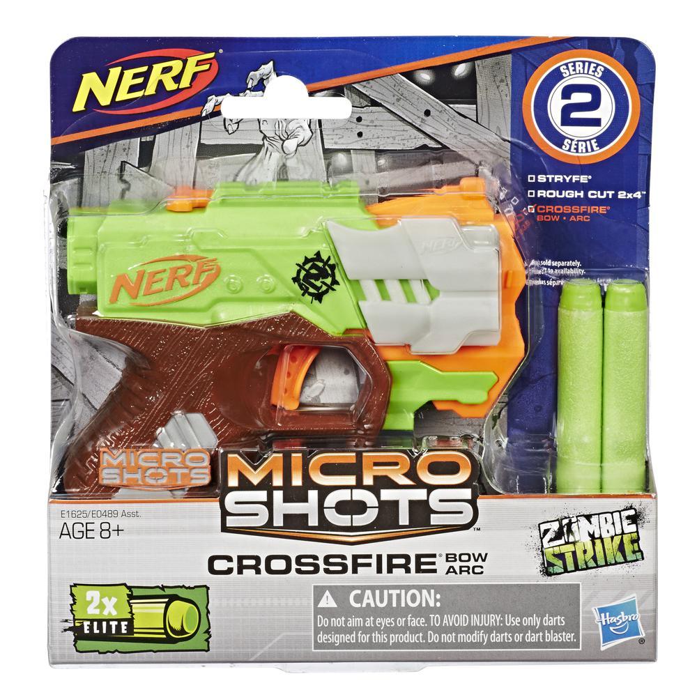 Nerf - Microshots assortis