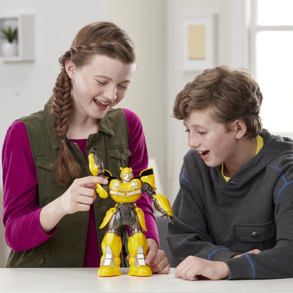 Transformers Mv6 Dj Bumblebee