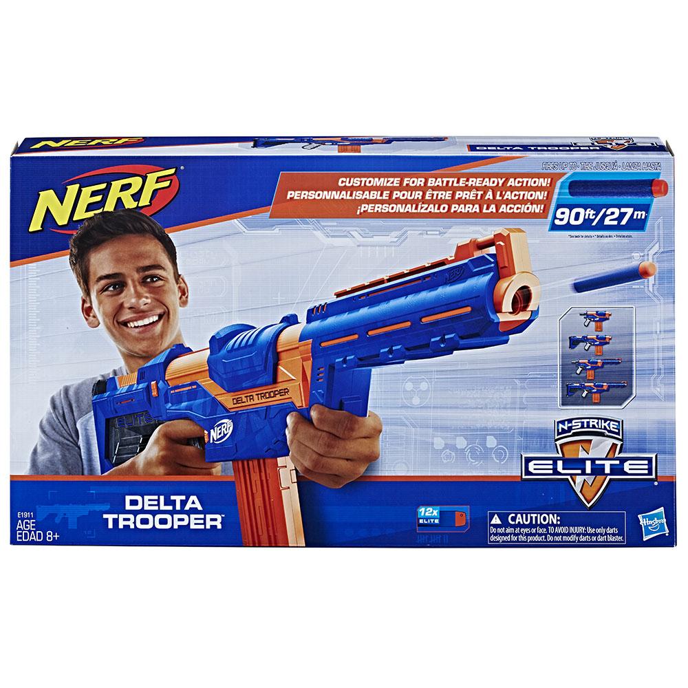 Nerf - N-Strike Elite Delta Trooper