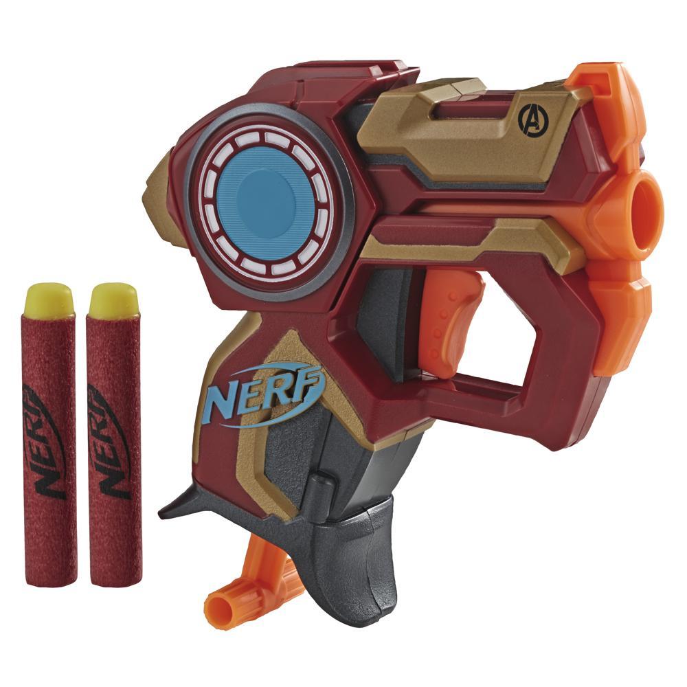 Nerf - Microshots Marvel assortis