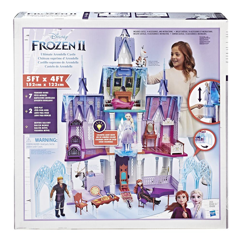 La Reine des neiges 2 - Le château suprême d'Arendelle