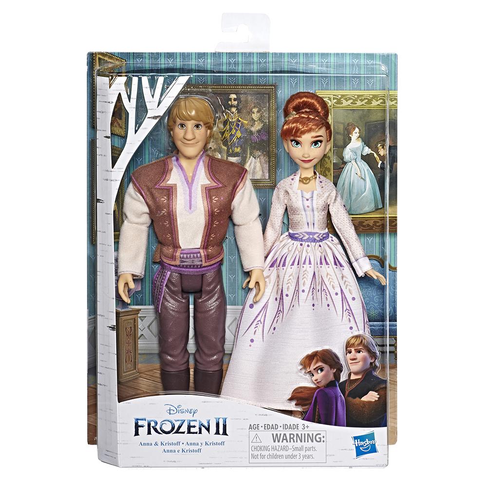 La Reine des neiges 2 - Romance Ensemble Anna et Kristoff
