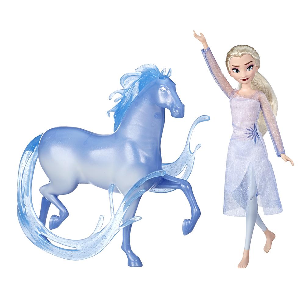 La Reine des neiges 2 - Elsa et Nokk