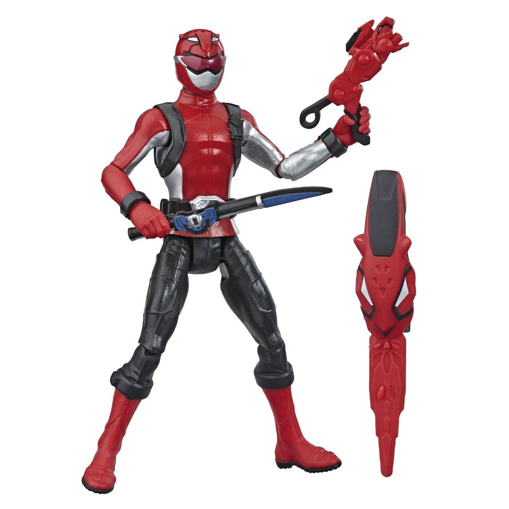 Power Rangers - Figurine 15 cm assorties