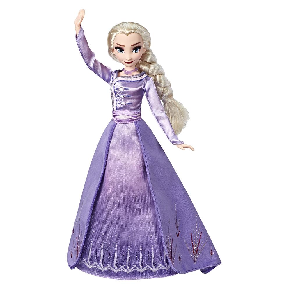 La Reine des neiges 2 - Poupée fashion de luxe Elsa