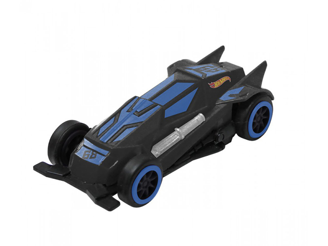 Hot Wheels Piste de course en mallette