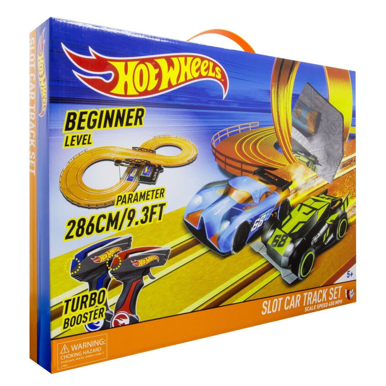 Hot Wheels Piste de course débutant