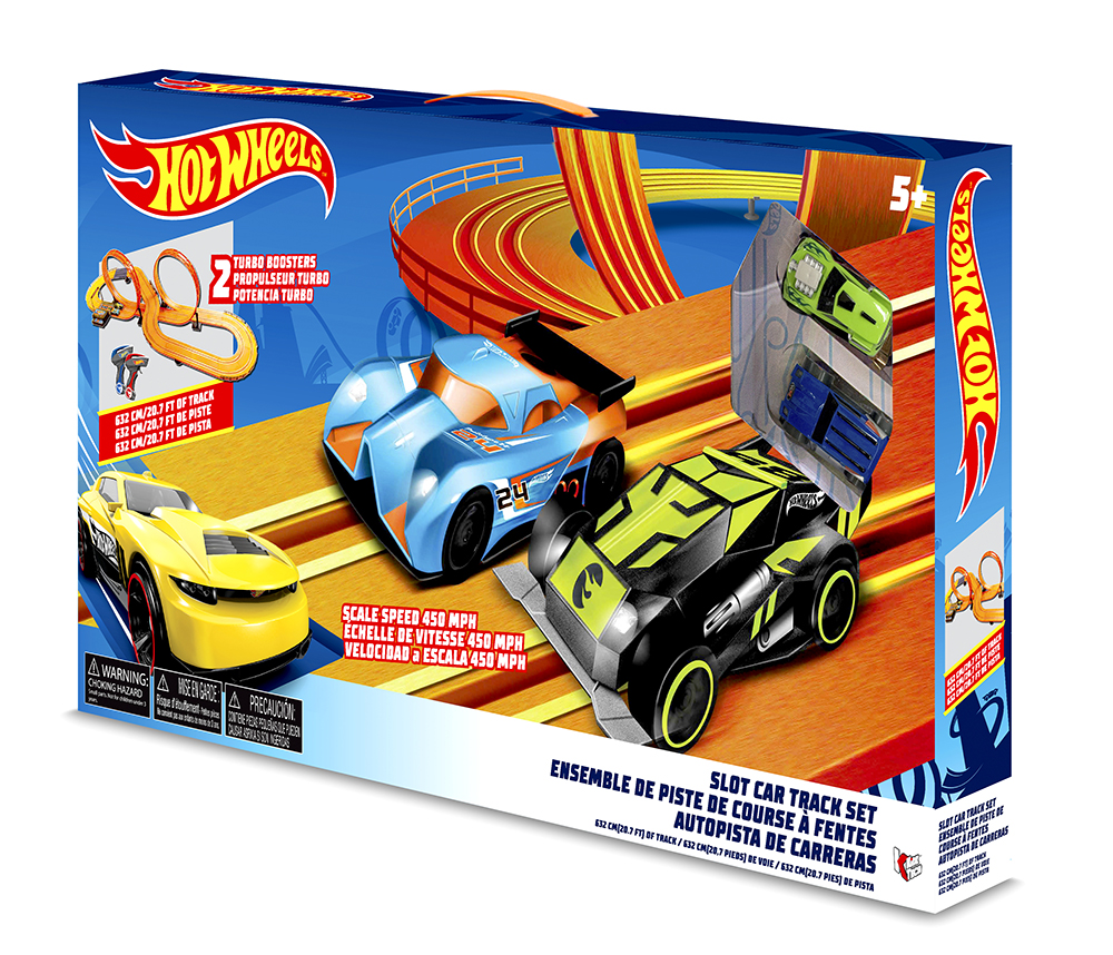 Hot Wheels - Piste de course Challenge