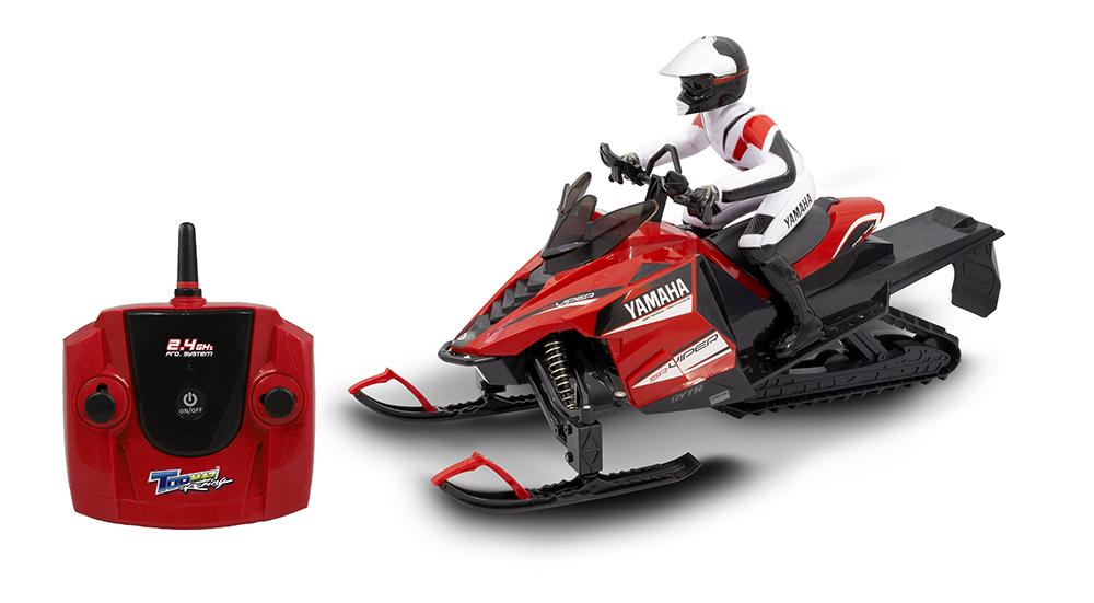 Motoneige Yamaha téléguidée
