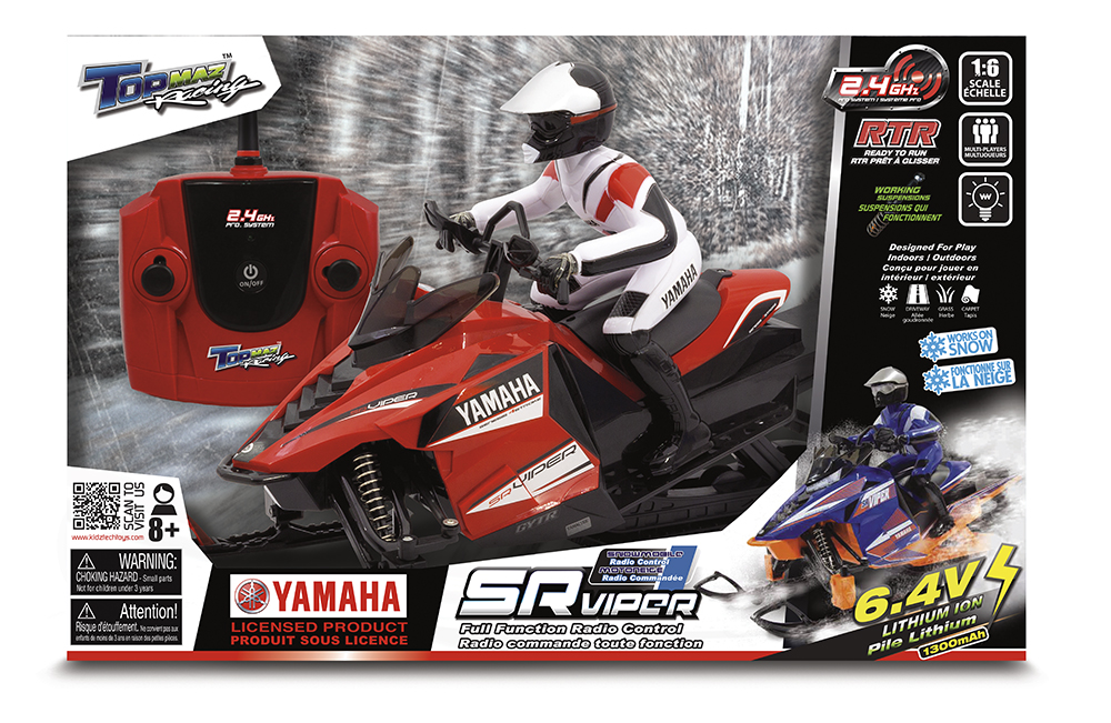 Yamaha - Téléguidé motoneige