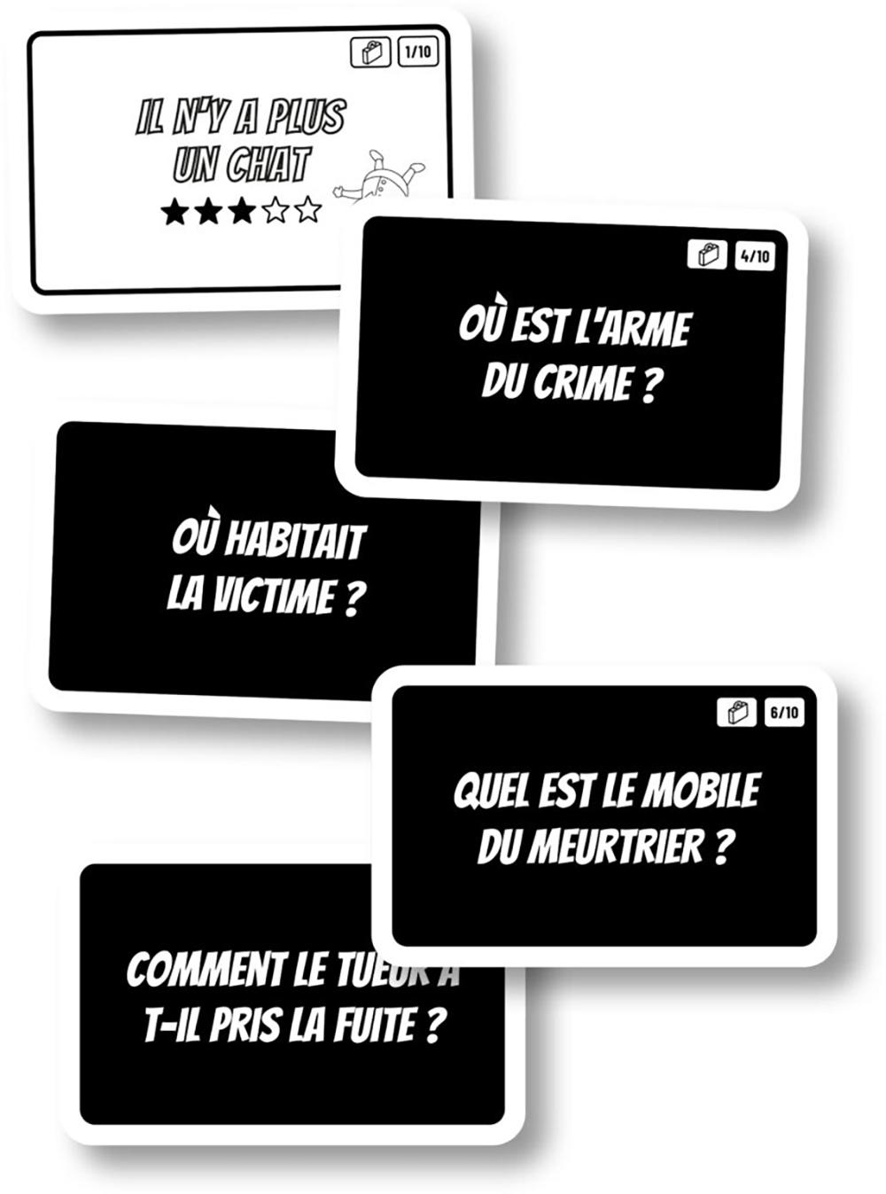 Jeu Micro Macro version française