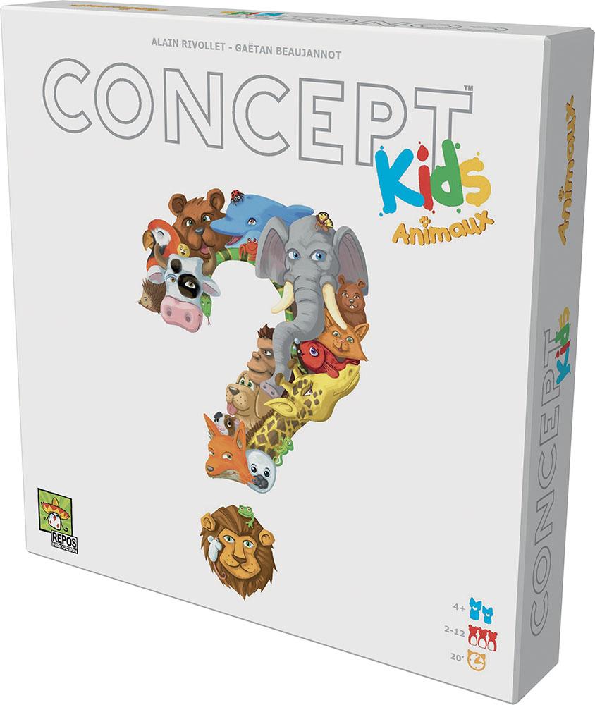 Jeu Concept - Kids