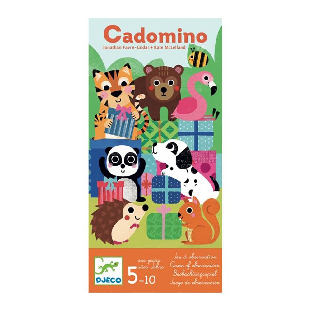 Jeu Cadomino
