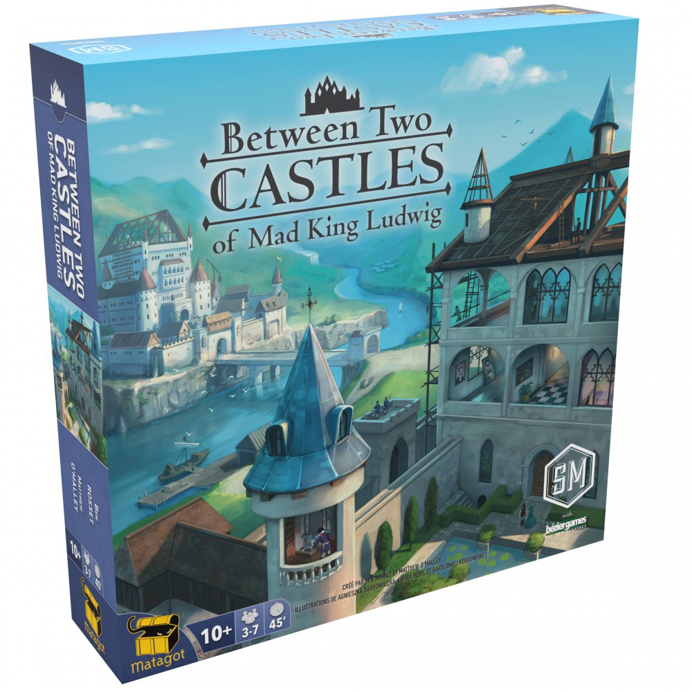 Jeu Between Two Castles of Mad King