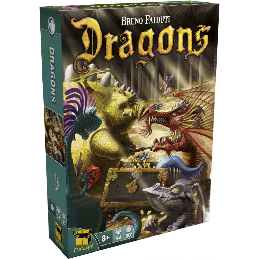 Jeu Dragons
