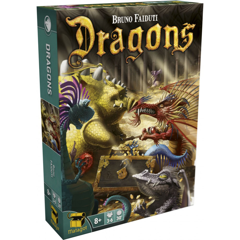 Jeu Dragons