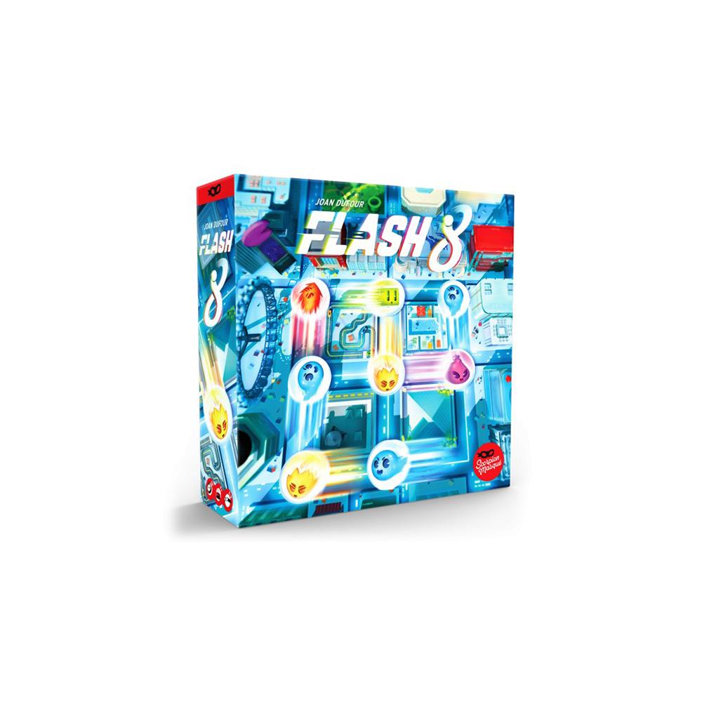 Jeu Flash 8