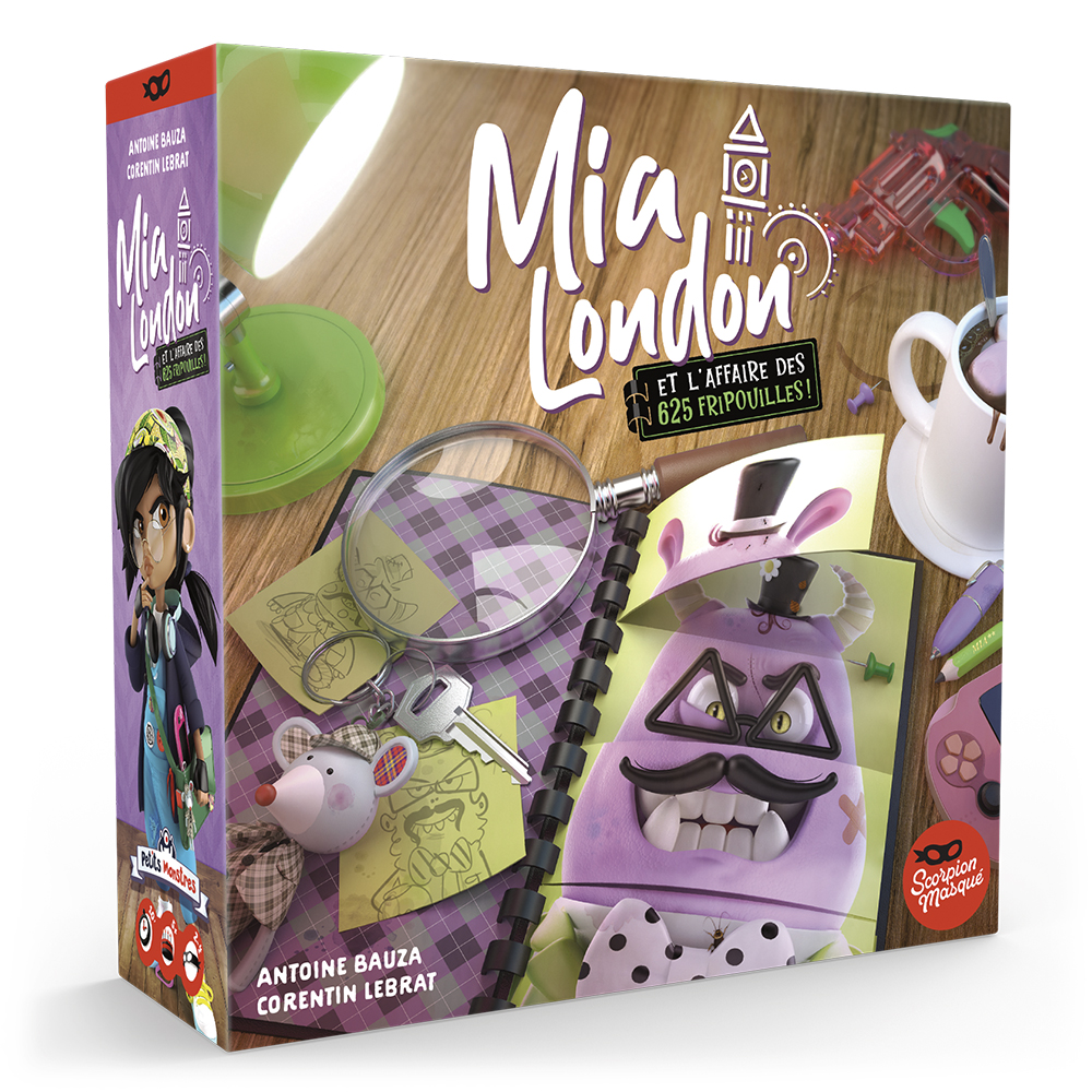 Jeu Mia London