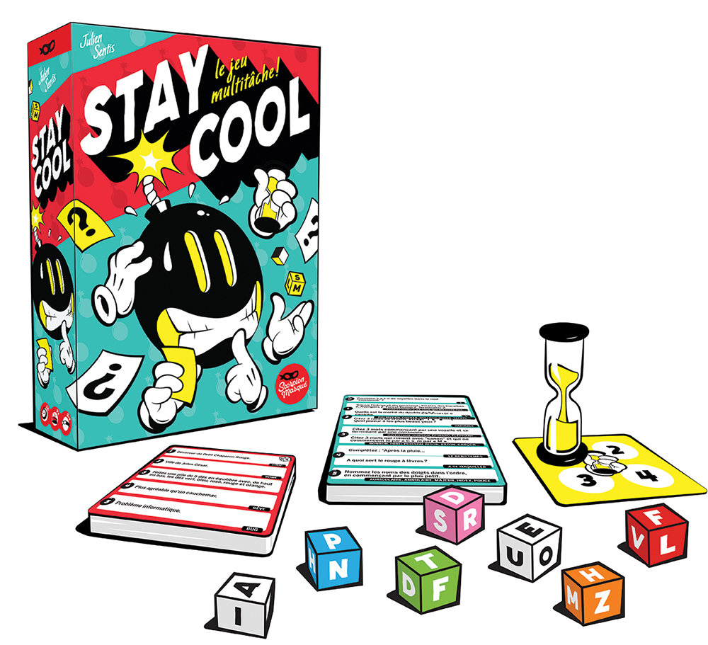 Jeu Stay cool