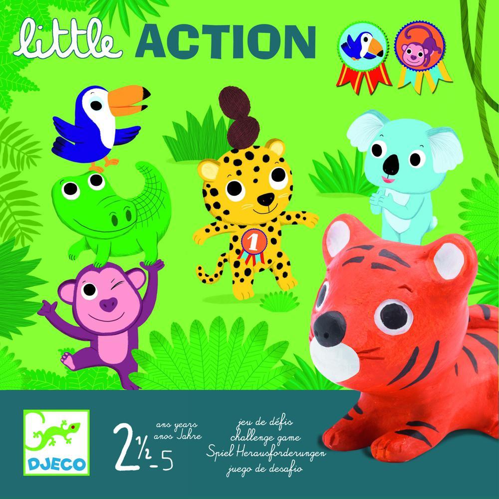 Jeu Little Action