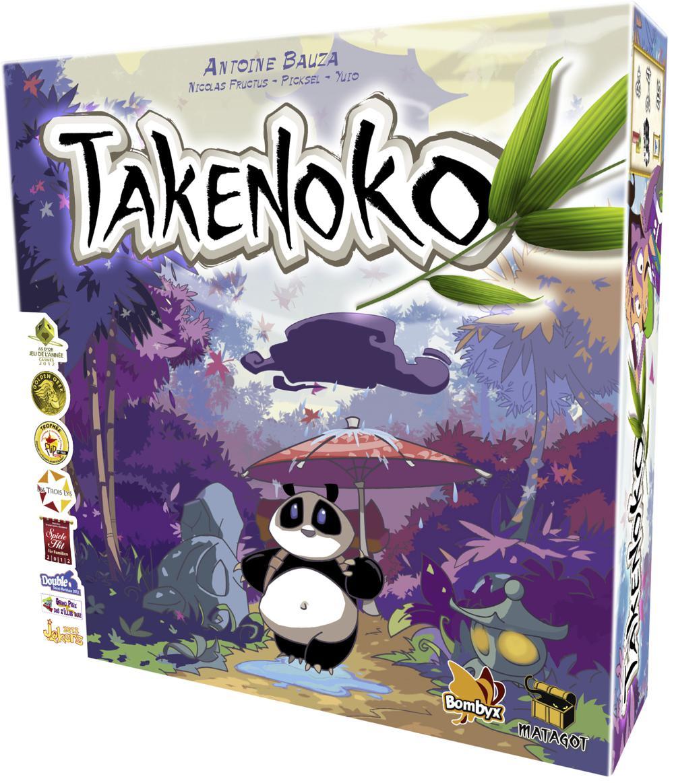 Jeu Takenoko Version multilingue