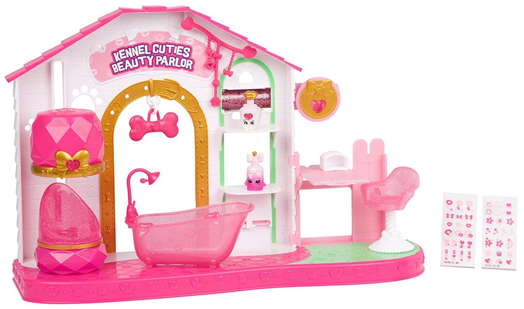 Shopkins Wild Style Salon de toilettage de Kennel saison 9