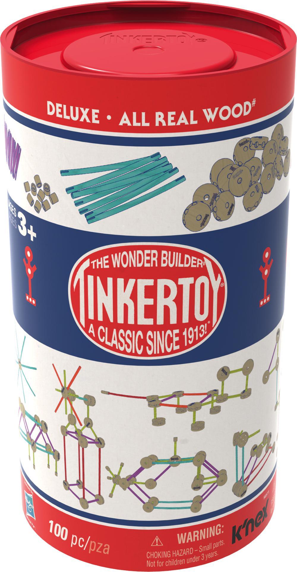 Tinkertoy Deluxe
