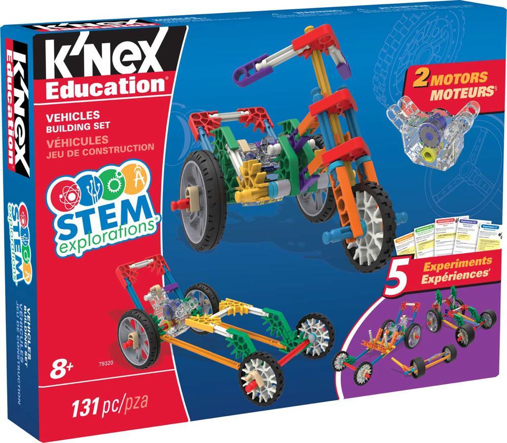 S.T.E.M Exploration Ensemble véhicule