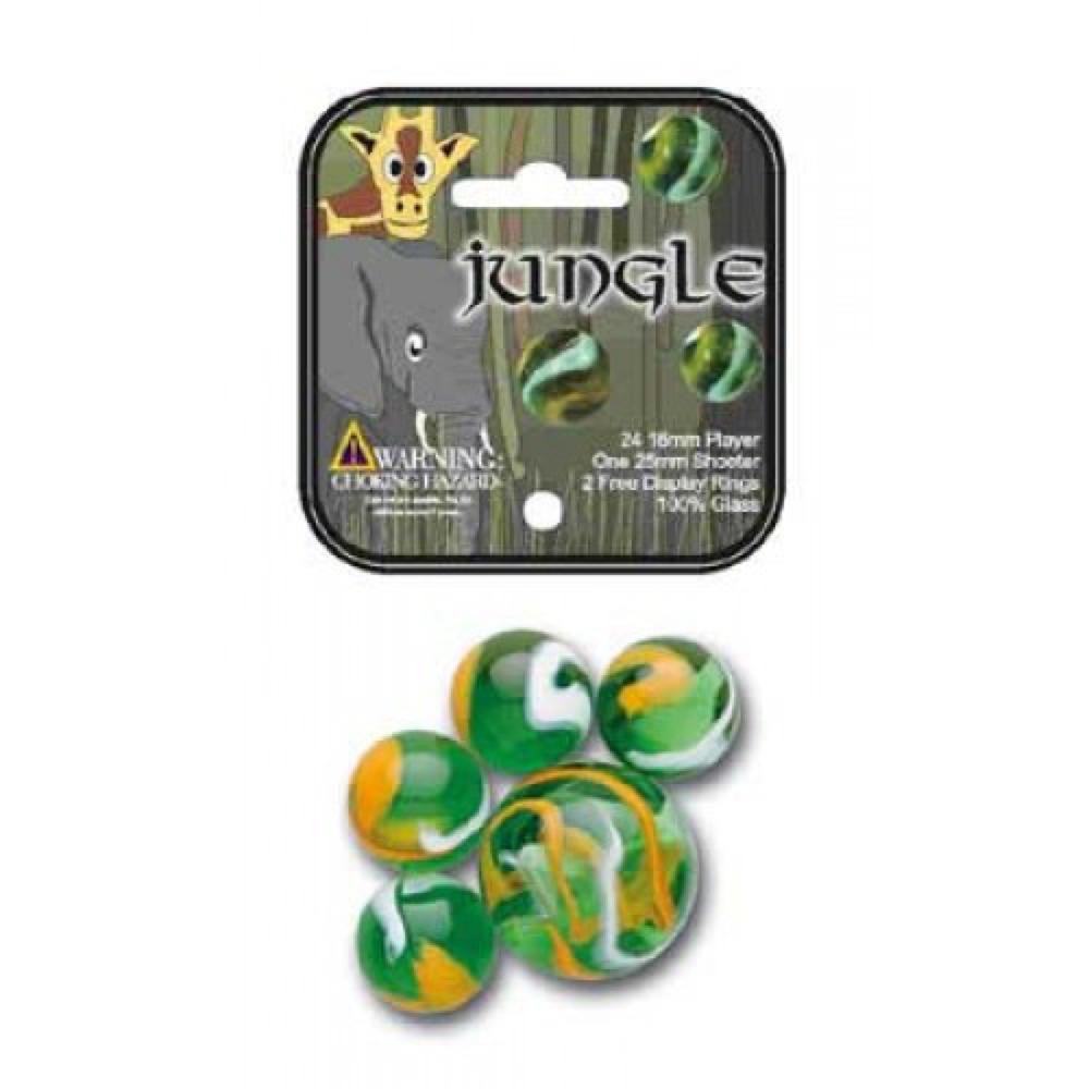 Billes 24+1 Jungle