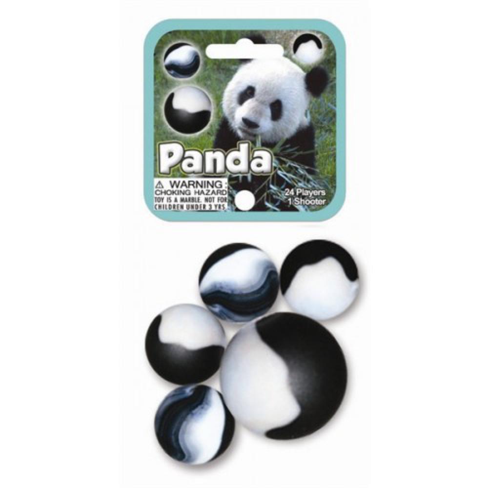 Billes 24+1 Panda