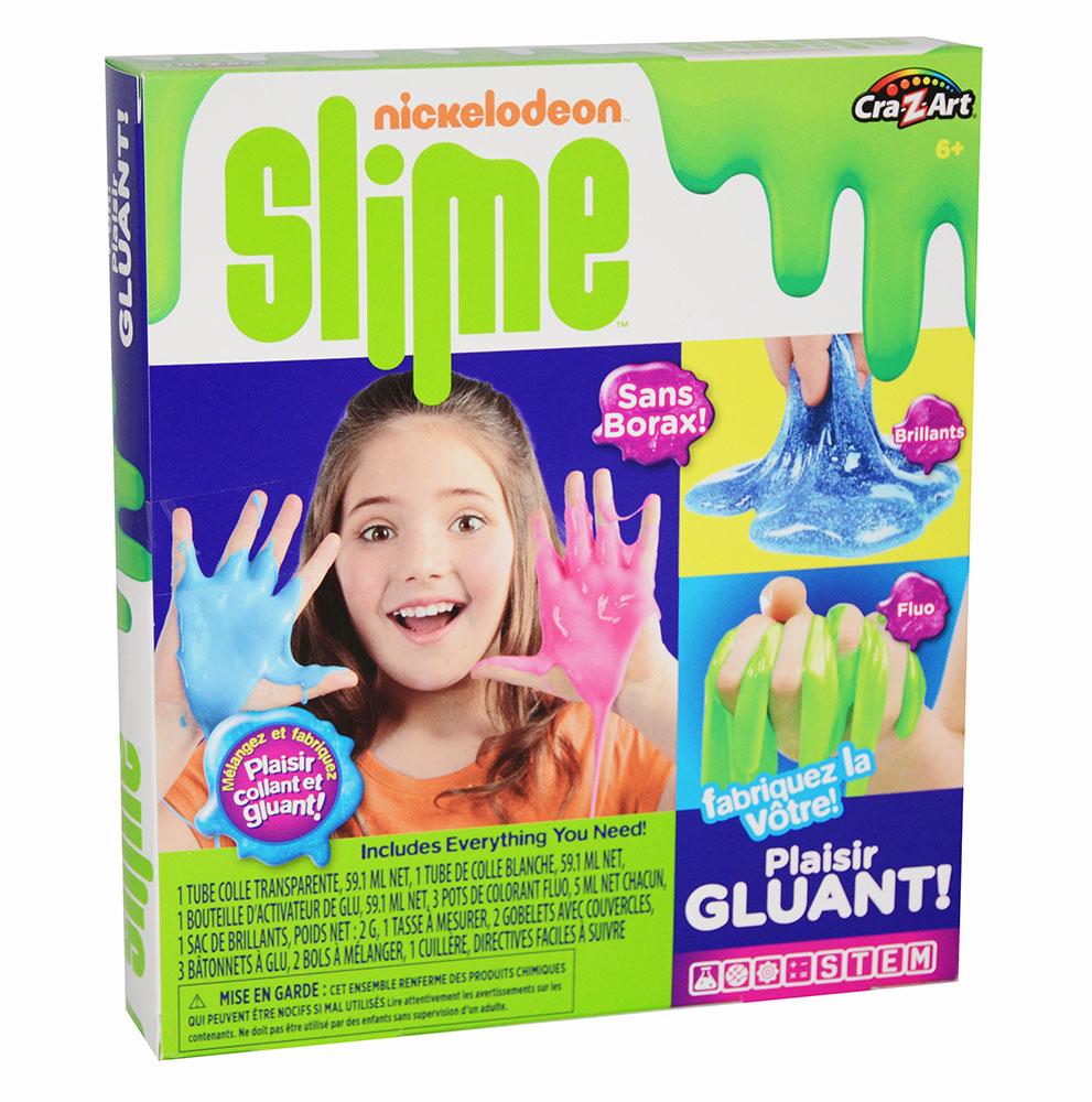 Création de glue boite moyenne