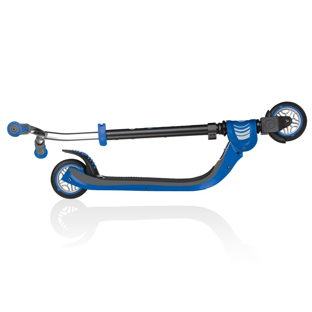 Trottinette Globber Flow Foldable 125 Bleu